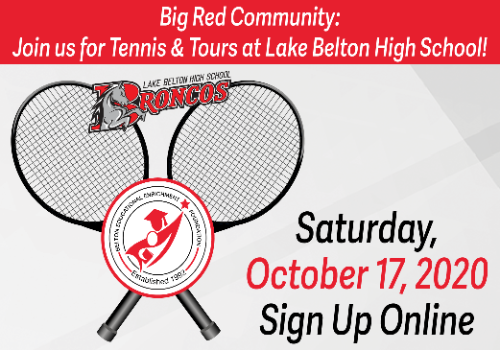 BEEF to Host Tennis Tournament at Lake Belton High School