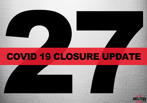 Closure Update 27