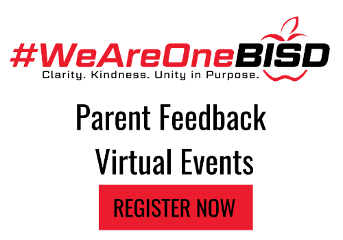 Registration for Parent Virtual Feedback Events Now Open