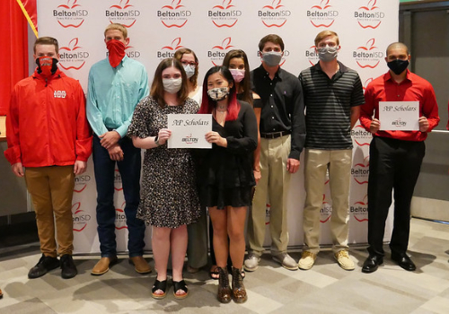 Belton ISD Students Recognized for Achievement on AP Exams