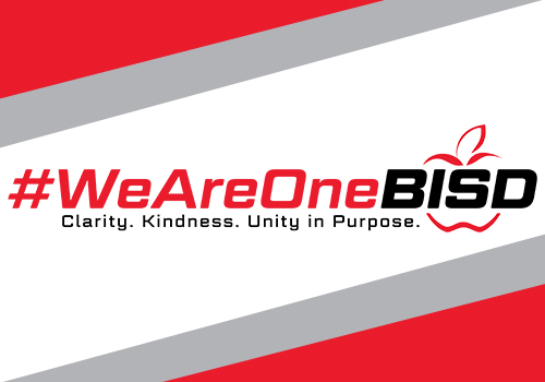 We Are One BISD Logo