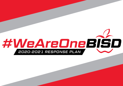 BISD We Are One Graphic